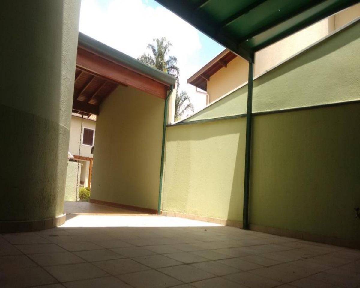casa para venda em condominio fechado em campinas - ca00345 - 4265836