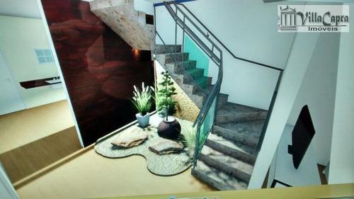 casa para venda em jacareí, vila branca, 2 dormitórios, 1 suíte, 2 banheiros, 2 vagas - 1233v