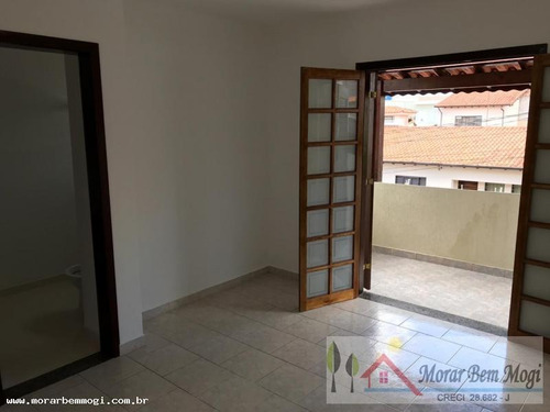 casa para venda em mogi das cruzes, vila lavínia, 3 dormitórios, 1 suíte, 2 banheiros, 1 vaga - 3167