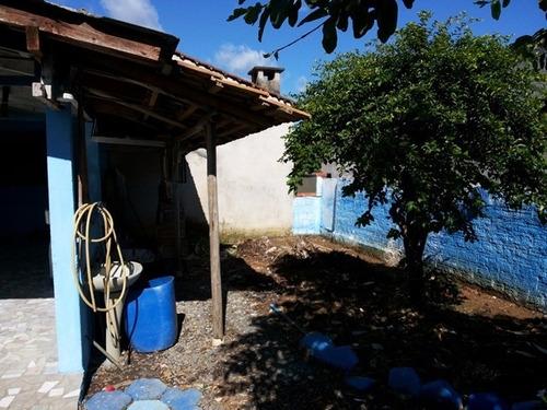 casa para venda em penha - 700 metros do mar - rua pavimentada - 225s