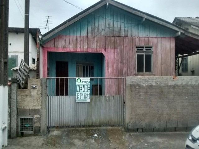 casa para venda em penha/sc - 130m