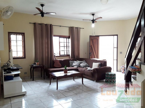 casa para venda em peruíbe, parque turistico, 3 dormitórios, 1 suíte, 1 banheiro, 3 vagas - 2017