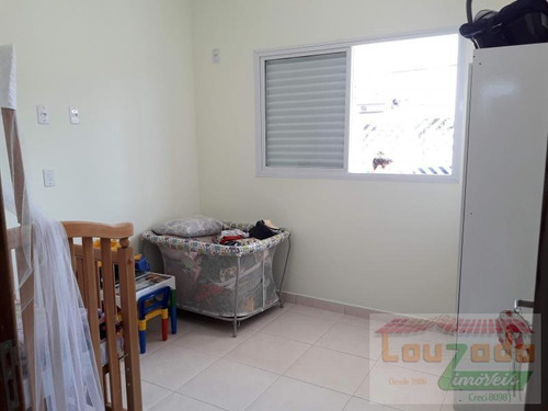 casa para venda em peruíbe, res. parque daville, 2 dormitórios, 1 suíte, 1 banheiro, 1 vaga - 2201
