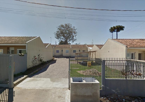 casa para venda em piraquara, jardim bela vista, 3 dormitórios, 1 banheiro, 1 vaga - 3268