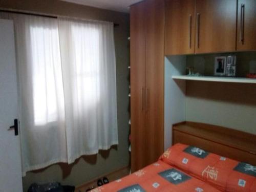 casa para venda em poá, agua vermelha, 2 dormitórios, 1 banheiro, 1 vaga - ca00022