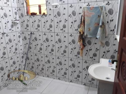 casa para venda em santana de parnaíba, jardim rancho alegre, 2 dormitórios, 1 banheiro, 1 vaga - 3514