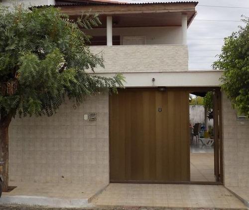 casa para venda em teresina, santa isabel, 2 dormitórios, 4 suítes, 4 banheiros, 2 vagas - 876