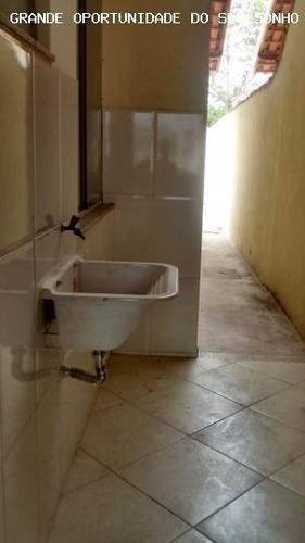 casa para venda em volta redonda, roma, 2 dormitórios, 1 suíte, 1 banheiro, 2 vagas - c082