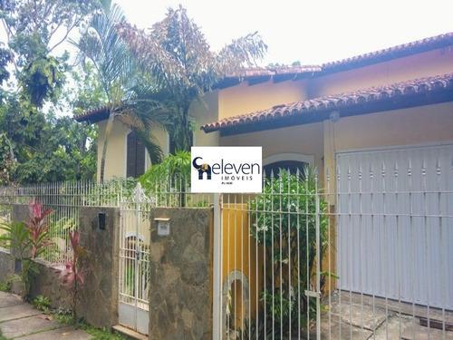 casa para venda horto florestal, salvador 4 dormitórios sendo 3 suítes, 2 salas, 6 banheiros, 4 vagas 250,00 útil  r$ 1.700.000,00 - ca00035 - 32053467