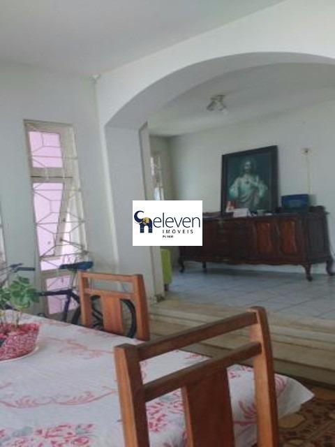 casa para venda itaigara, salvador 4 dormitórios sendo 1 suíte, 3 salas, 1 banheiro, 360 m² construída. - ts33 - 4841687