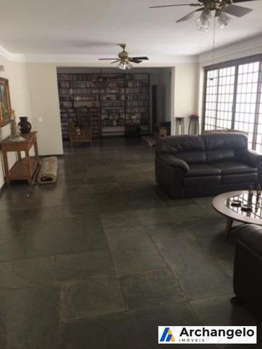 casa para venda no alto da boa vista - ca00464 - 4813790