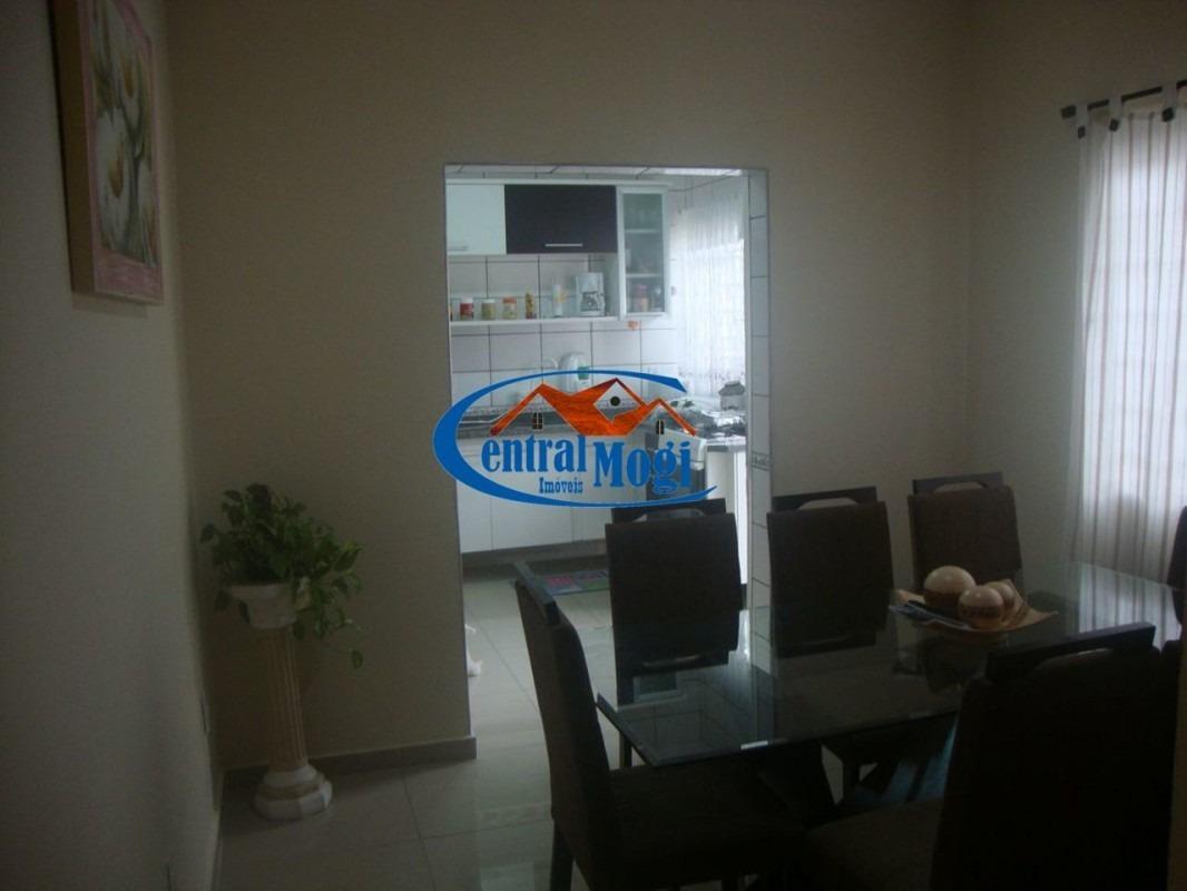 casa para venda no centro em mogi das cruzes - sp - 1392