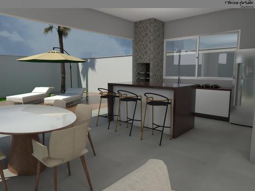 casa para venda no  condomínio matuck em três corações - mg - 136