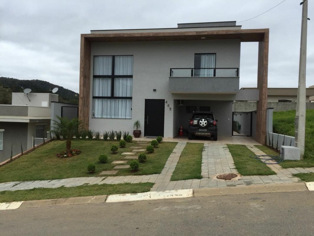 casa para venda no condomínio terras de atibaia ii em atibai - ca78