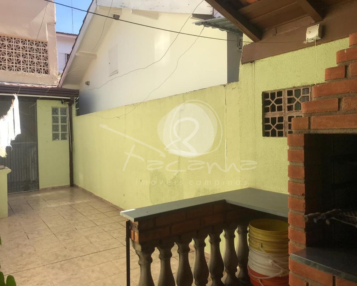casa para venda no jardim garcia em campinas - imobiliária em campinas - ca00583 - 32976514