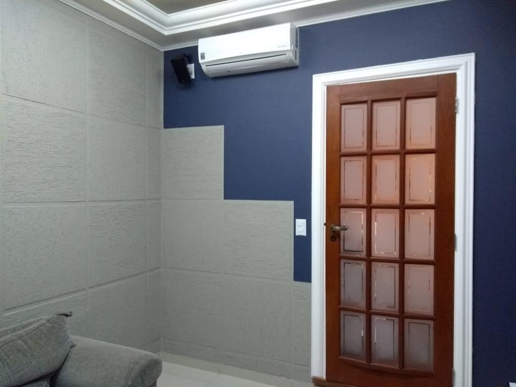 casa para venda no parque taquaral - ca12838