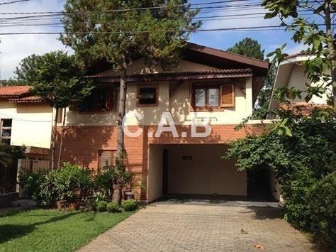 casa para venda no residencial 04 alphaville. - 8123
