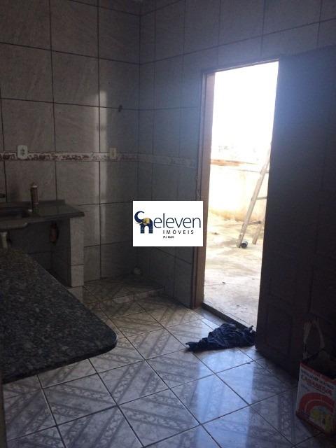 casa para venda nova brasilia de itapua, salvador 3 dormitórios sendo 2 suítes, 1 sala, 1 banheiro, 1 vaga, 162 m² construída, 234 m² área total. - ca00108 - 32186037