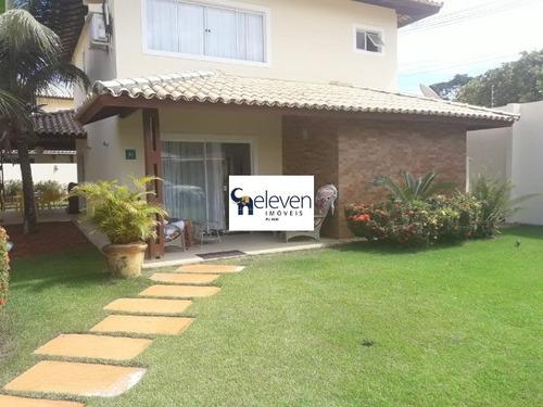 casa para venda piatã, salvador 4 dormitórios sendo 2 suítes, 2 salas, 6 banheiros, 3 vagas 200,00 m² construída, 400,00 m² útil r$ 1.100.000,00 - ca00133 - 32257634