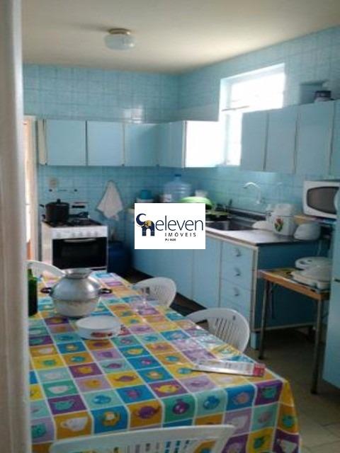 casa para venda pituba, salvador 5 dormitórios, 1 sala, 1 banheiro, 2 vagas, 345 m² área total, 288 m² construida. - tjl277 - 4727093