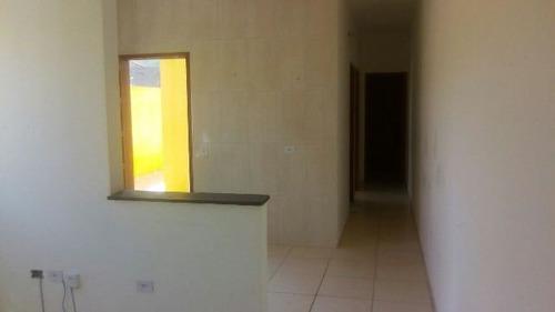 casa parcelada com 2 dormitórios, itanhaém-sp - ref 4443-p