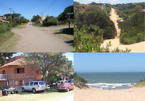 casa /parque a 200m del mar 8 pers pinamar sem santa $13000