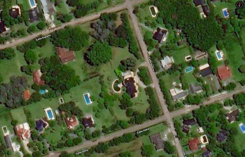 casa - parque las naciones