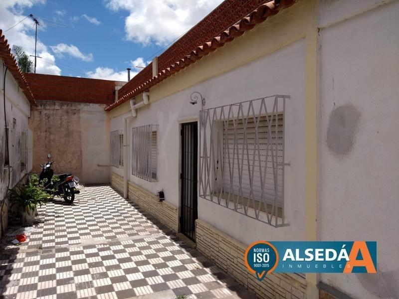 casa pasillo dos dormitorios con terraza exclusiva - biedma y balcarce - rosario sur