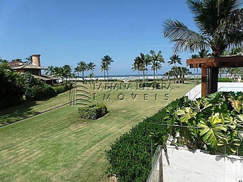 casa pé na areia à venda em riviera de são lourenço: vista para o mar