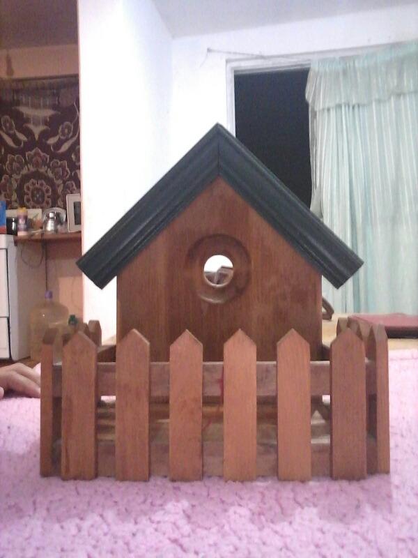 Casa peque a de madera en mercado libre - Casa madera pequena ...