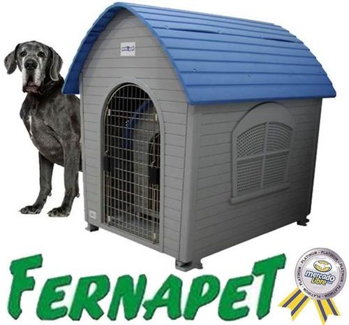 casa perro gigante, 110 cm. de alto, importada, 50350
