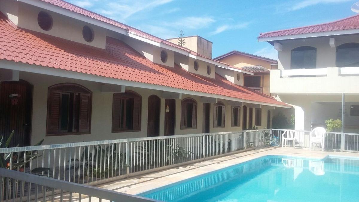 casa peruibe frente p praia piscina area de lazer condominio