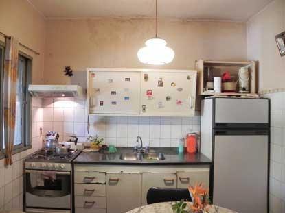casa p.h, 2 dormitorios  gran lote libre