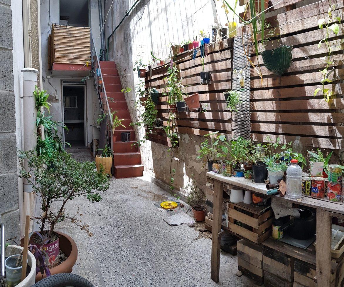 casa ph 4 1/2 amb al frente ent/indep patio reciclada!!