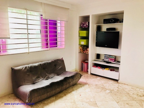 casa piatã 578m² com 4 suítes - condomínio costa verde - ca00030m