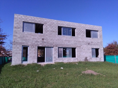 casa pilar 4 amb barrio privado sausalito - n. mandola