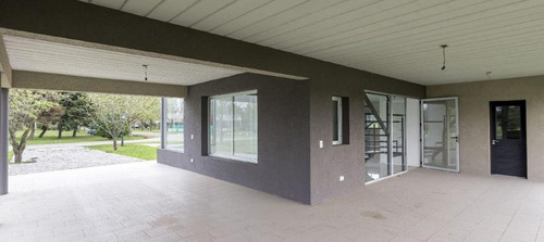 casa - pilar- barrio privado-4 ambientes- 1500 m2