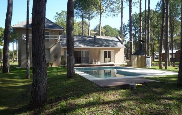 casa pinamar norte - piscina climatizada