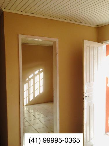 casa pinhais 2 quartos em condomínio fechado
