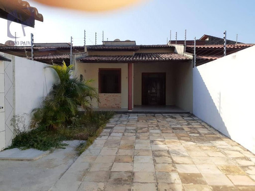 casa plana a venda na lagoa redonda - ca2950