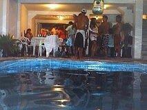 casa playa punta hermosa con piscina s/.1500