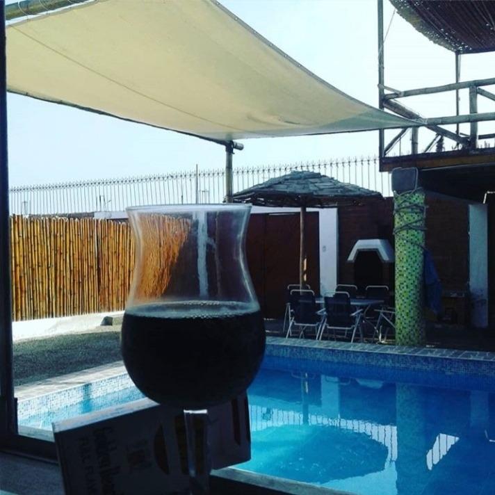 casa playa punta negra