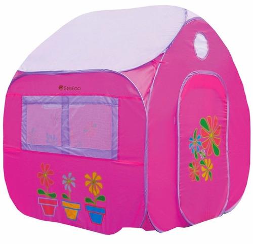 casa pop up 2 bolso niño y niña juegos carpa casita oferta!!