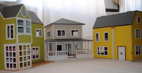 casa portatil de 22m2 le construimos