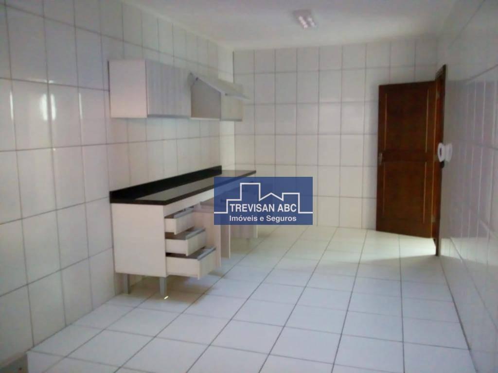 casa pq. espacial/sbc com 2 dorms com armário sendo 01 suíte com hidro e 2 vagas - ca0405