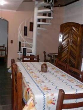 casa pra temporada em peruíbe/sp bairro ribamar