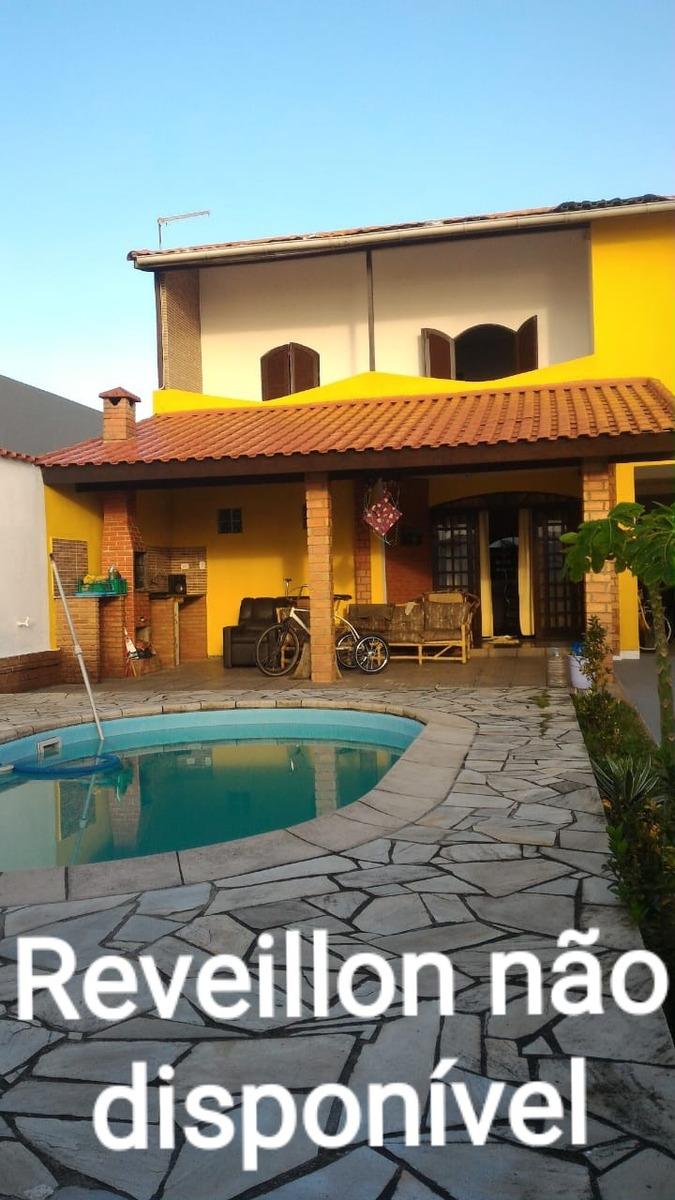 casa praia c/piscina mongagua (enfrente a praia)