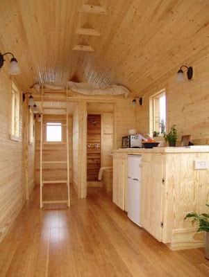 Casa pr fabricada e constru o de mini casa tiny house - Mini casas prefabricadas ...