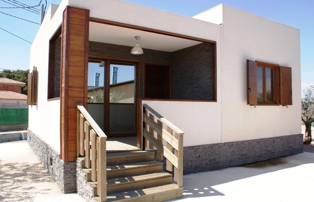 Casa prefabricada en kit 55m2 hagalo ud mismo - Busco casa prefabricada ...
