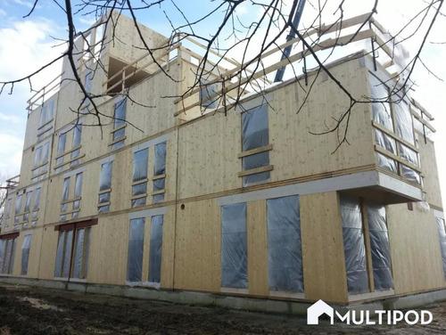 casa prefabricadas viviendas premoldeadas construccion seca